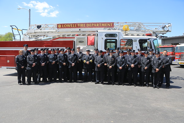 Lowell Indiana Fire Department Ret Chief Jack Eskridge Rest In Peace