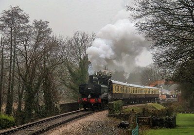 2016 South Devon Railway Winter Gala