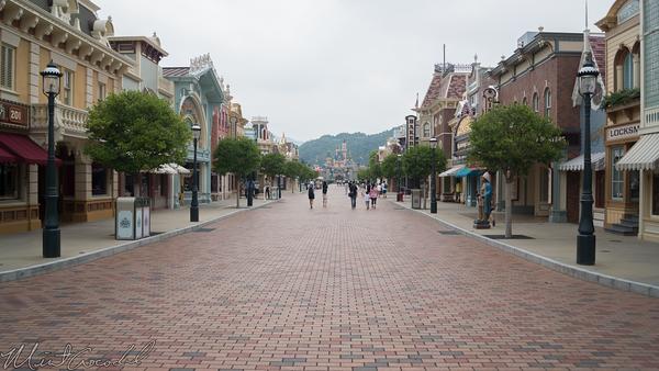 Disneyland Resort, Hong Kong Disneyland, Main Street USA