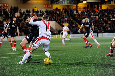 Airdrieonians v Falkirk 28 12 19