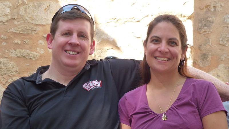 Jim and Debbie Lavelle