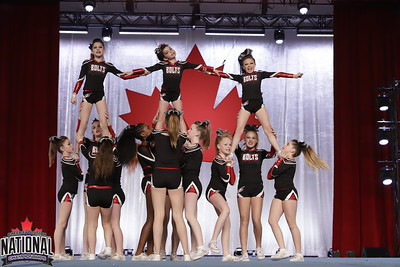 Brantford Cheer  The Jets - Junior Small 3