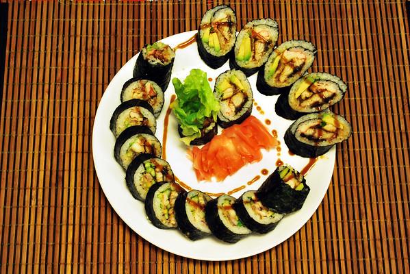 Sushi Experiment Contest