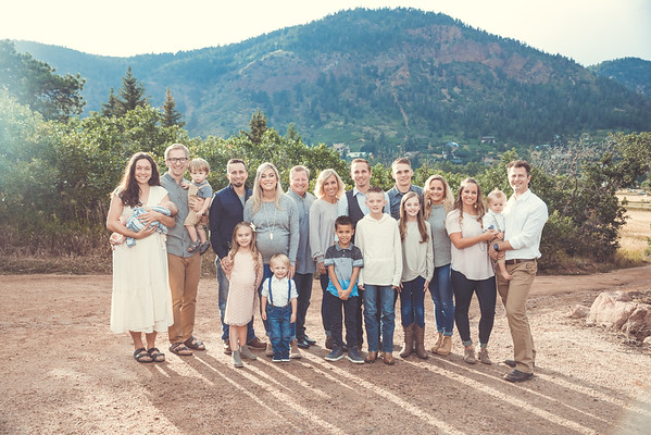 Worley Family Sept 2019
