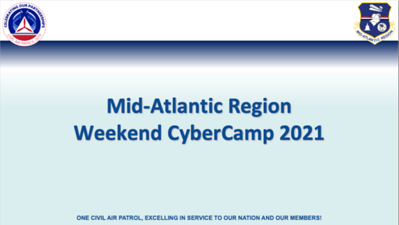 MAR Cyber Camp Spring 2021