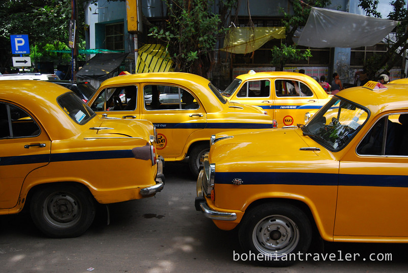 Calcutta  yellow cabs (2).jpg