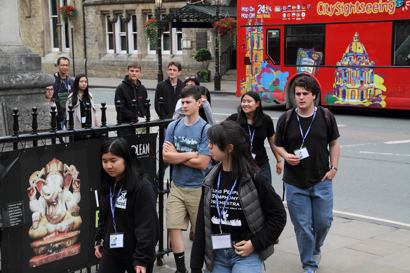 Exploring Oxford