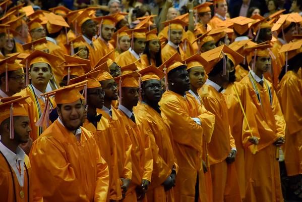 KT's High School Graduation