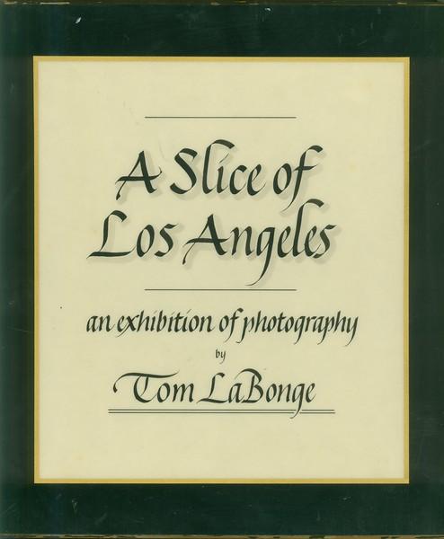 Tom LaBonge Exhibition