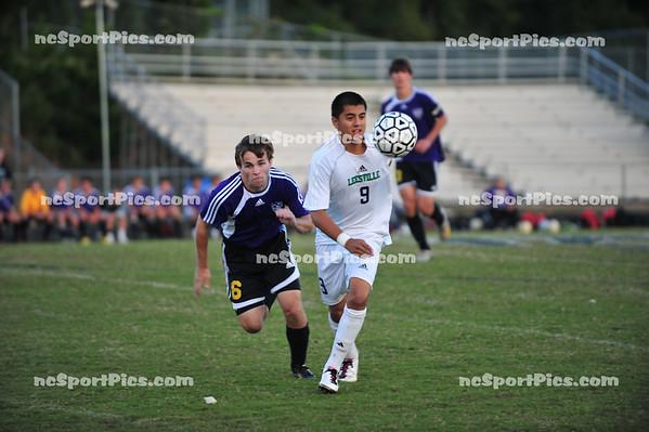 NcSportPics - Leesville HS Boys Soccer Varsity