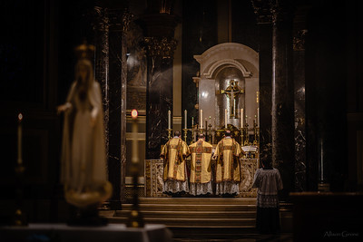 Ascension Solemn High Latin Mass