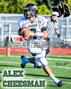 #7  ALEX CHEESMAN