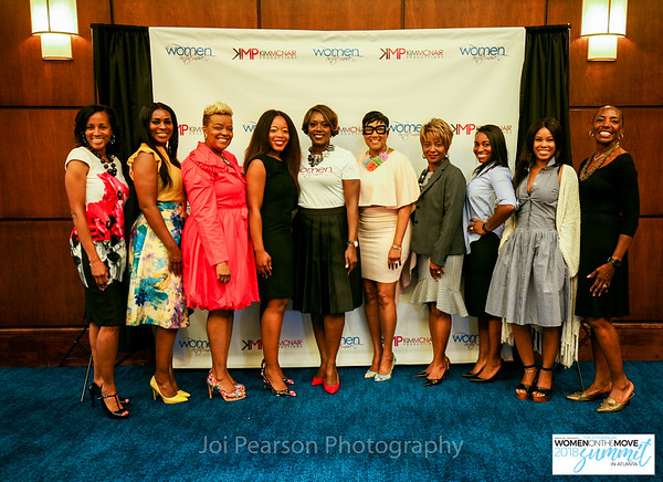 5th Annual Women on the Move Summit 2018