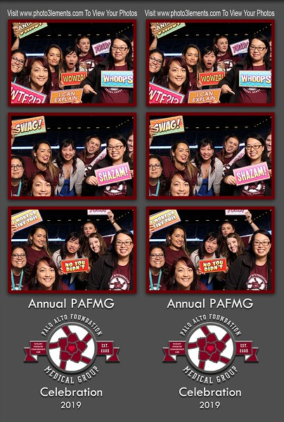Annual PAFMG Celebration 2019