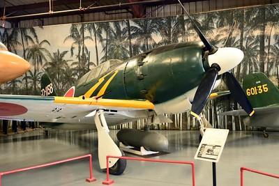 Japanese aircraft of World War 2 in USA: California