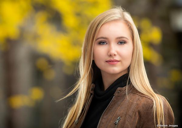Miss Tecumseh 2018 Portraits