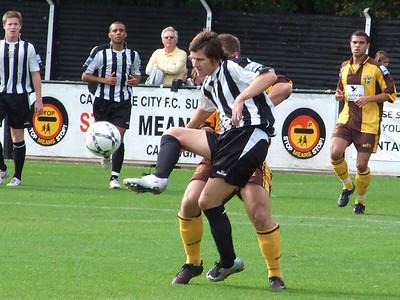Sutton Utd (H) 22/09/07