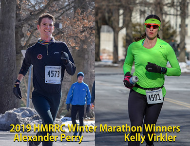 Winter Series #5 & Winter Marathon