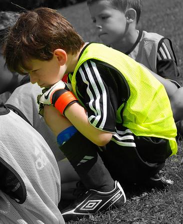Ollie's 1st Game - September 2010