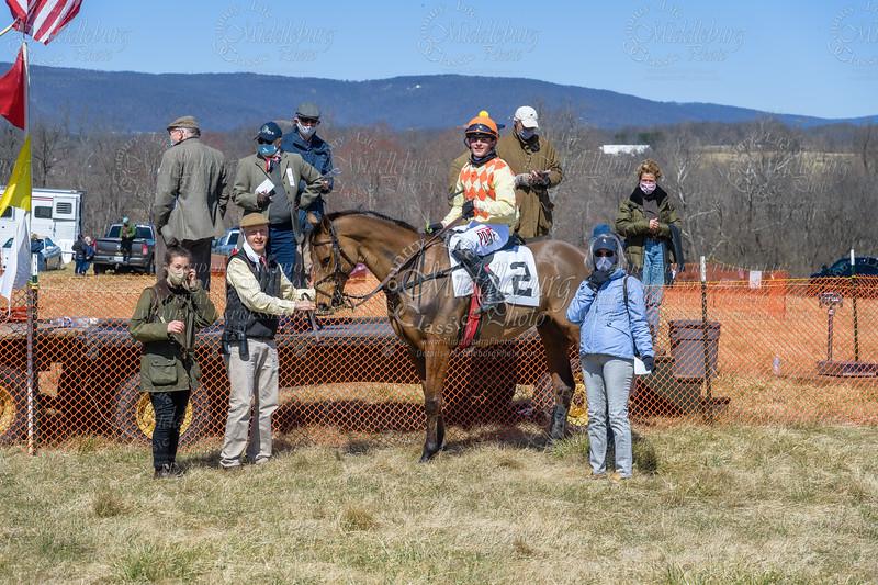 2nd Race C. Reed Thomas, MFH Memorial