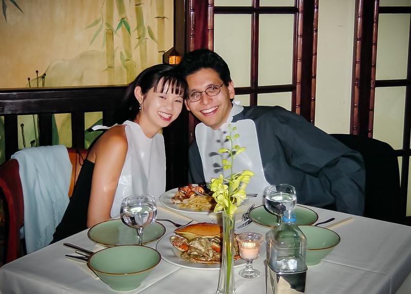 2001 08/16: Crustacean