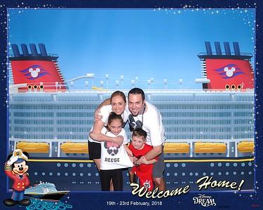 Disney Cruise 2018