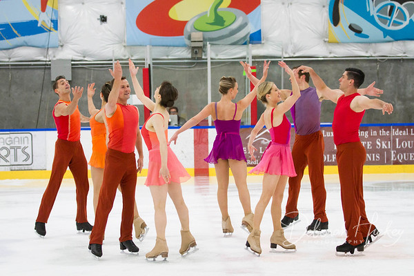 Ice Dance International-Park City-Utah