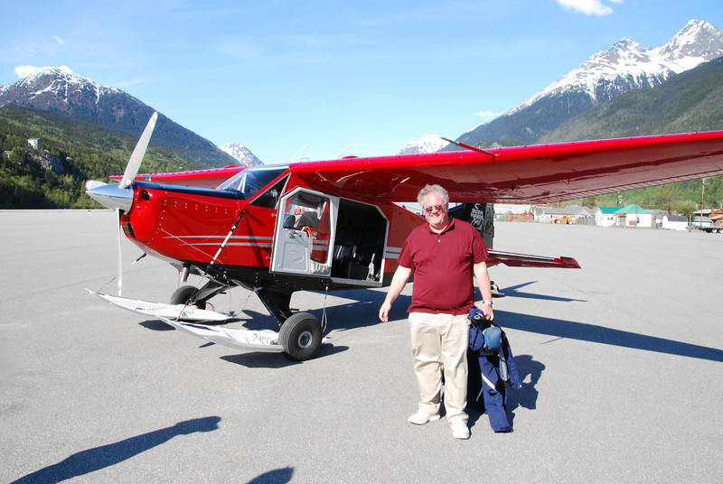 The airplane was a Bush Hawk XP.