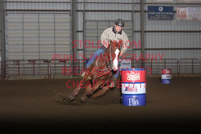 senior 2nd barrel