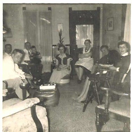 Great Grandpa Skinner & clan
