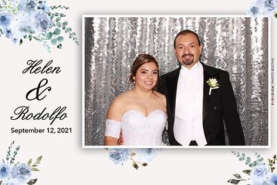 September 12, 2021 - Helen & Rodolfo