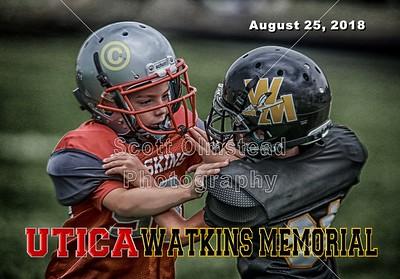 2018 Watkins Memorial at Utica (08-25-18)