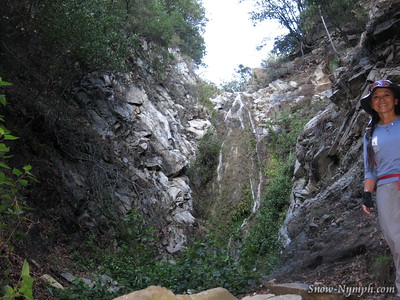 2014 (Dec 13) San Ysidro Falls and Girard Loop