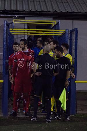 Ashton Athletic 1 Colne 3