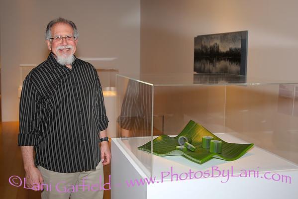 PS Art Museum LINKS Exhibit Opening 11/23/14