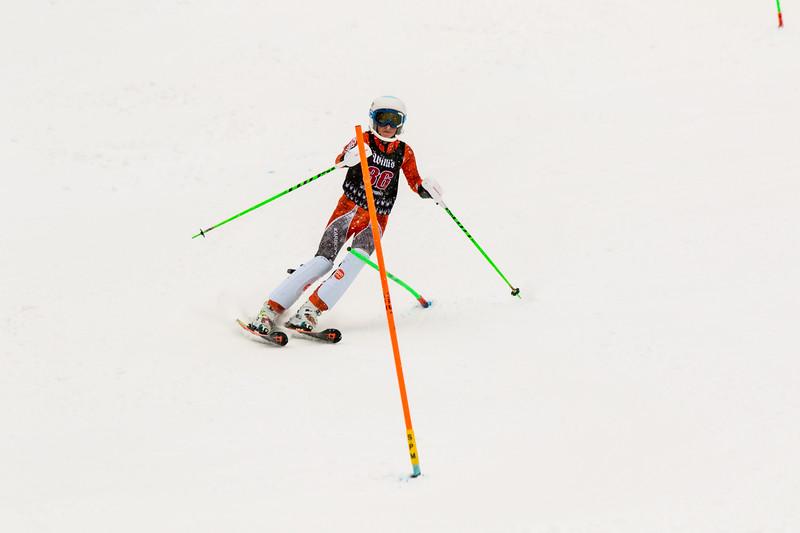 Carolyn MOLE No. 36 (WPRC) in the 2017 Willi's Slalom U8-U14 Women - Seven Springs