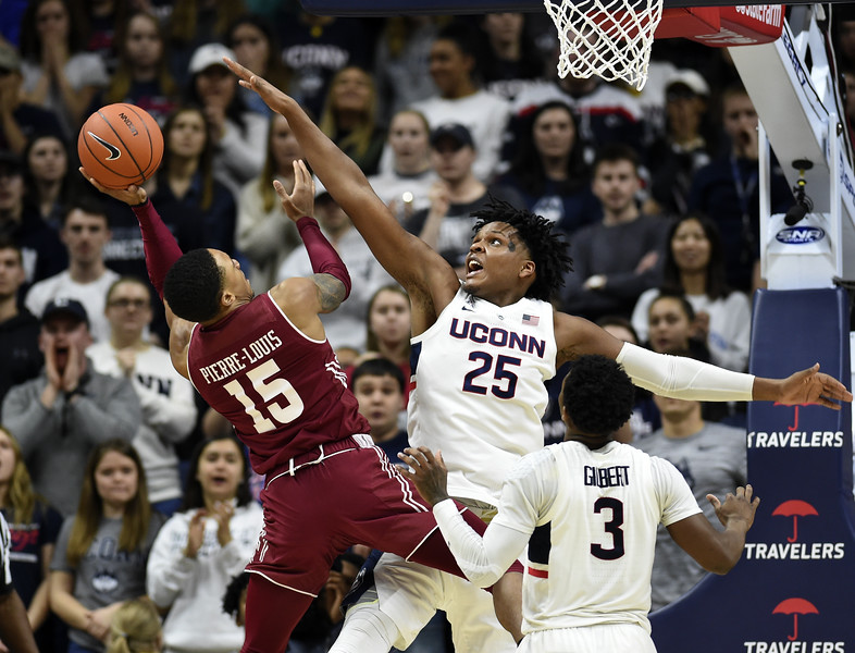 Temple UConn Basketball