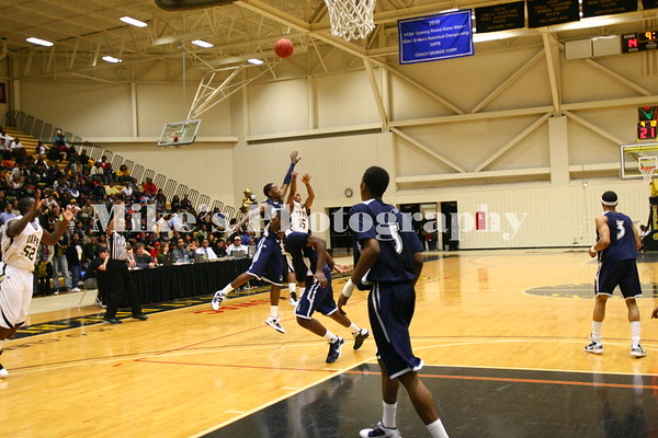 Jackson State vs UAPB basketball 2011