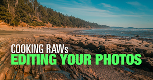 (#16) Cooking RAWs – Editing Your Photos Challenge