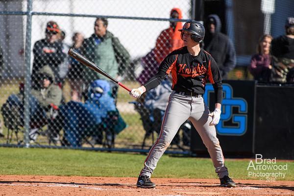 NDHS Baseball vs Oak Grove
