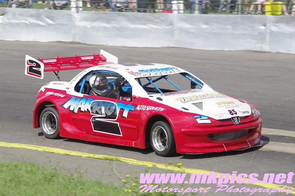 2014 English World Series rnd 2,  Primo International Raceway