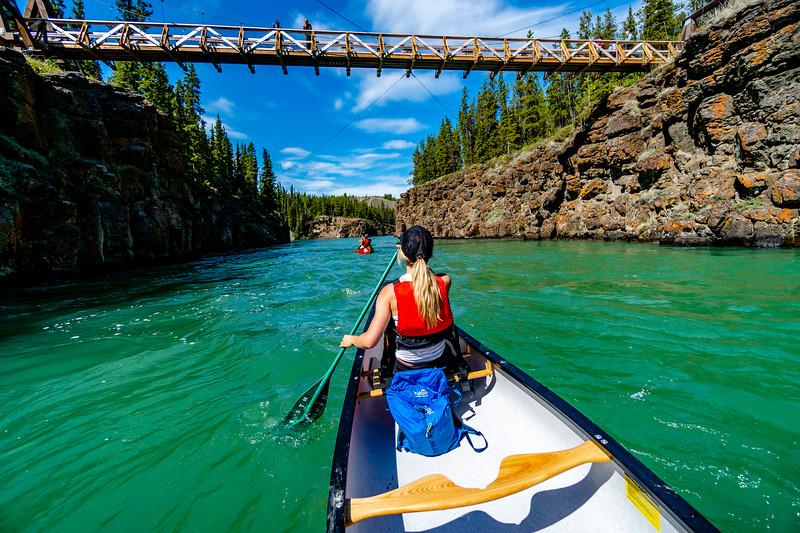 Yukon River Paddle