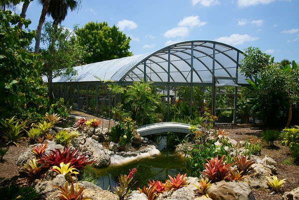 Naples Botanical Garden, Florida
