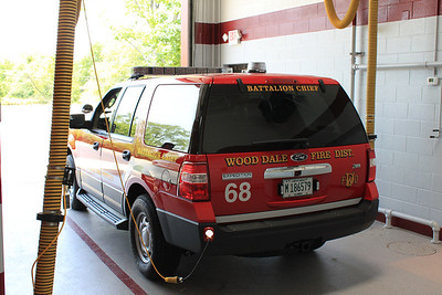 Wood Dale Fire new Battalion 68 buggy