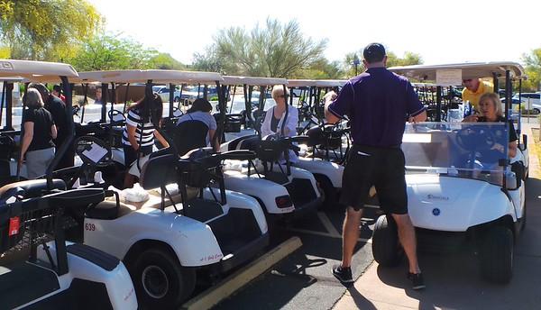 2015 Four Peaks Rotary Golf Tourney