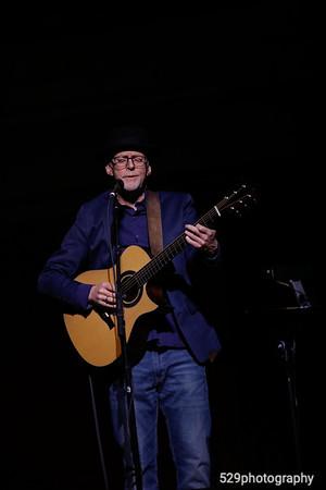 Willy Porter @ Ann Arbor Folk Festival 2020