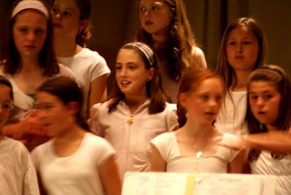 Bea at chorus