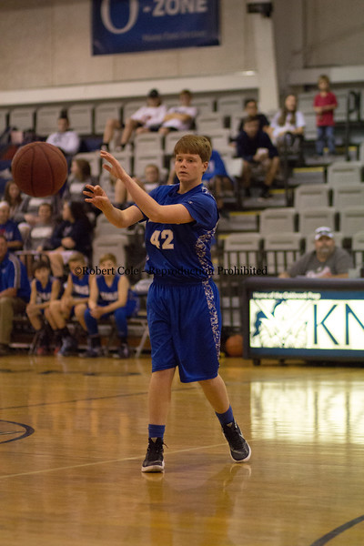 2016-17 Newberry Academy MS Boys Basketball