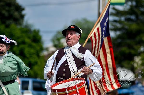 2013 Centennial Parade