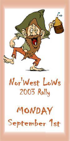 September - 2003  RALLY - Ozarrk Country Jamboree